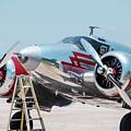 Beechcraft C-45h by Philip Duff
