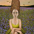 Beehive by Leah Saulnier The Painting Maniac