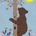 Bees And The Bear by Kathleen Sartoris