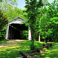 Beeson Covered Bridge by David Arment