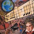 Beethoven by Boz  Vakhshori