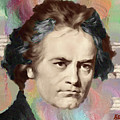 Beethoven by Charles Papaccio