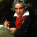 Beethoven  by Doc Braham
