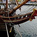 Before Setting Sail by Douglas Barnard