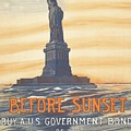Before Sunset Buy Bonds 1917 by Movie Poster Prints