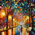 Before The Celebration by Leonid Afremov
