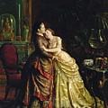 Before The Marriage by Sergei Ivanovich Gribkov