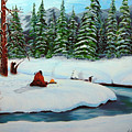Before The Next Snowfall by Nick Petkov