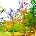 Beginning Of Autumn by Jeelan Clark