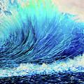Behemoth Wave by SaxonLynn Arts