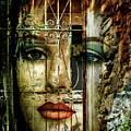 Behind The Closed Door by Gabi Hampe
