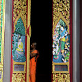 Behind The Doors by Michelle Meenawong