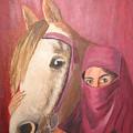 Behind The Veil by Terri Warner