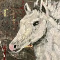 Behold A White Horse by Edward Paul