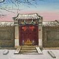 Beijing  by Jie Yang