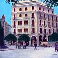 Beirut - Centre Ville by Joe Dagher