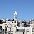 Beit Jala Christian Town by Munir Alawi