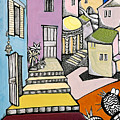Beit She'an by Maya Green