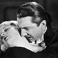 Bela Lugosi  Dracula 1931  Feast On Mina Helen Chandler by R Muirhead Art