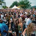 Bele Chere Festival Crowd by David Oppenheimer
