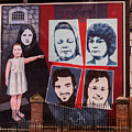 Belfast Mural - Ireland by Jon Berghoff