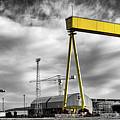 Belfast Shipyard 2 by Nigel R Bell