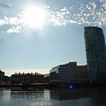 Belfast Waterfront by Aunidan Christi