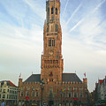 Belfry Of Bruges by Paul Maher