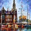 Belgium  by Leonid Afremov