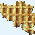 Belgium Wafelland by Richard Wareham