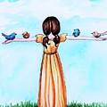 Believe by Elizabeth Robinette Tyndall
