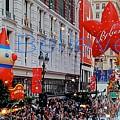 Believe Macys  Parade by Pamela Smale Williams