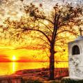 Believers Sunset by V-Light Photography