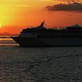 Belize Sunset by Arthur Dodd