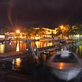 Belizean Night  by Yuri Santin