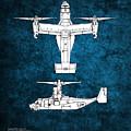 Bell Boeing V-22 Osprey by J Biggadike