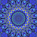 Bella - Blue by Wendy J St Christopher
