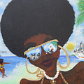 Bella En Miami - Blm by Jorge Delara