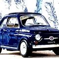 Bella Macchina 8 - Fiat 500 F by Jean-Louis Glineur alias DeVerviers