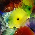 Bellagio Glass Flowers by Wilko Van de Kamp
