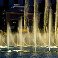 Bellagio Light Show - Lasvegas by Neil Doren