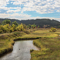 Belle Fourche River by John M Bailey