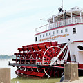Belle Of Louisville by Art Block Collections