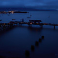 Bellingham Bay by Donna Blackhall