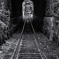 Bellows Falls Train Tunnel by Tom Singleton
