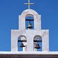 Bells - San Xavier Del Bac - Arizona by Nikolyn McDonald