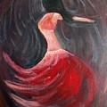 Belly Dancer 3 by Julie Lueders