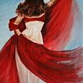 Belly Dancer by Julie Lueders