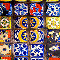 Belmar Tiles By Darian Day by Mexicolors Art Photography