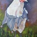 Beloved Chicken by Susan A Becker
